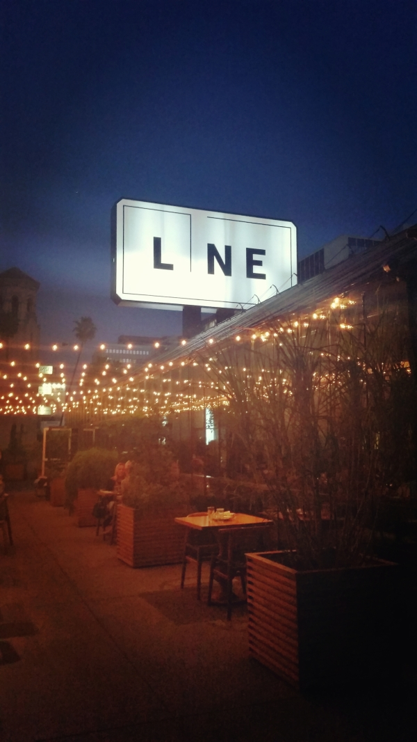 The Line Hotel in Koreatown Los Angeles