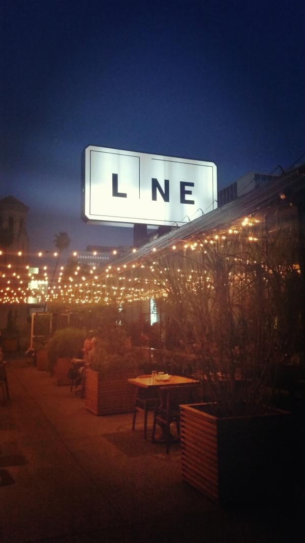 The Line Hotel in Koreatown Los Angeles